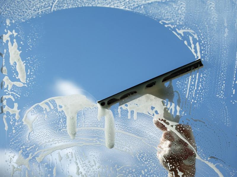 Lavage de vitres/ Revêtement extérieur