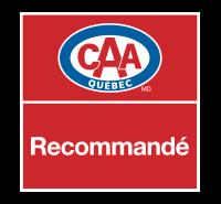Recommandé par CAA Québec